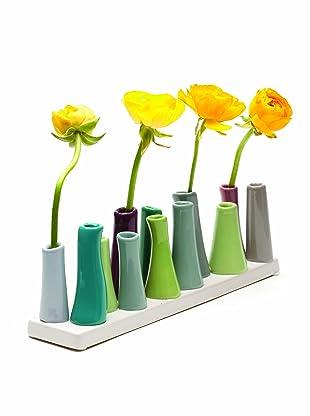 Chive Long Pooley2 12-Tube Vase