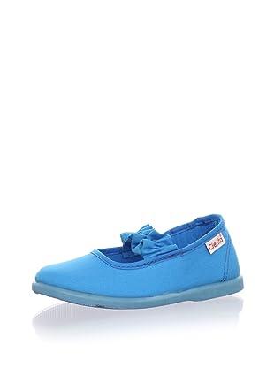 Cienta Kids Flat (Turquoise)