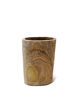 Global Pickings Sandscape Sandstone Vase (Natural)