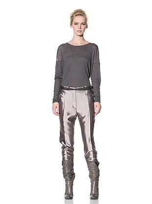 Haider Ackermann Women's Cropped Trousers (Chalk)