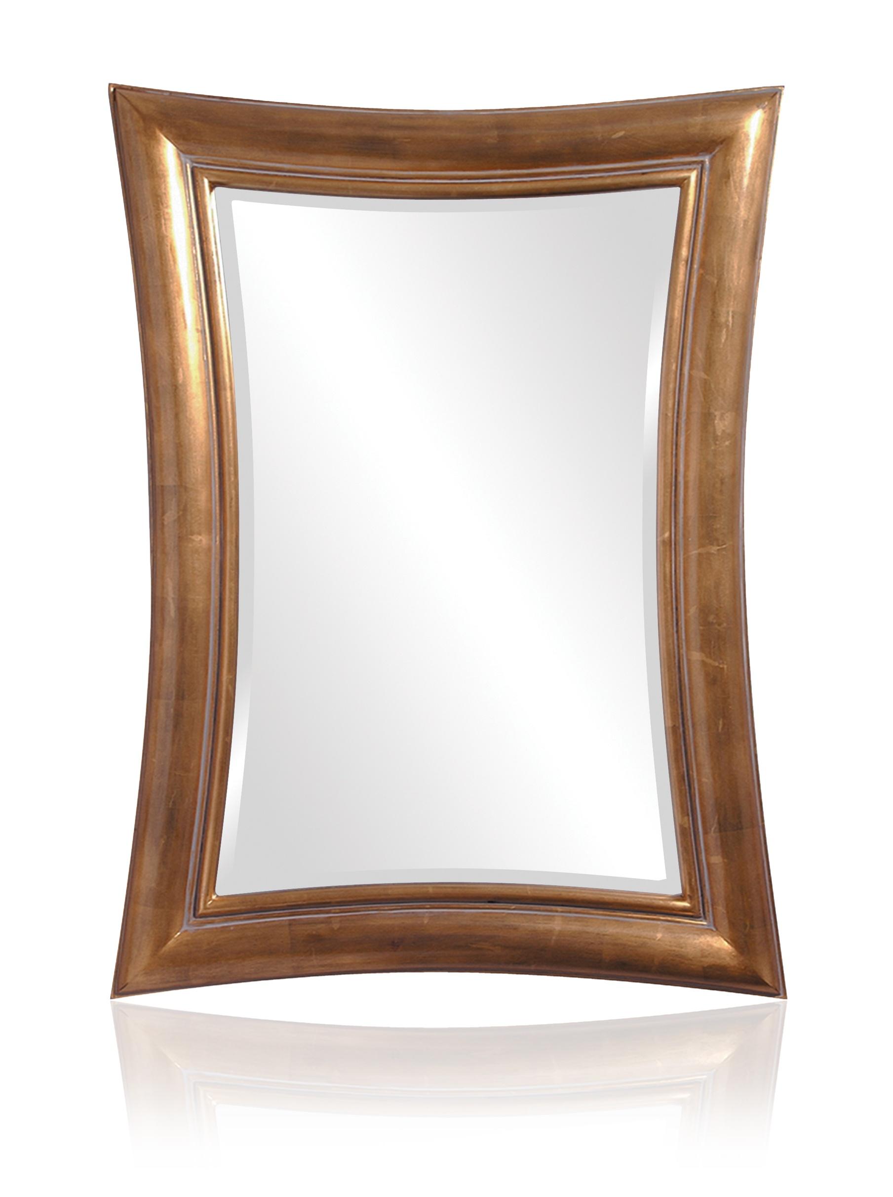 Fairmont Mirror, Gold Leaf