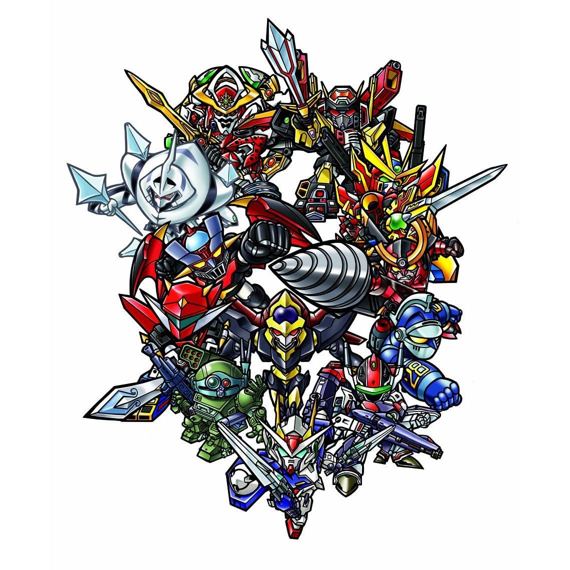 ロボット帝国は機械生命体つながりでゼラバイアと共闘な。