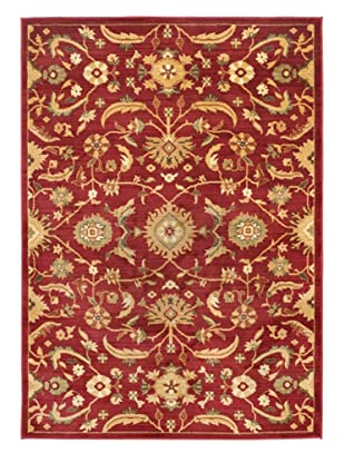 Safavieh Heirloom Rug Collection (Red/Gold)