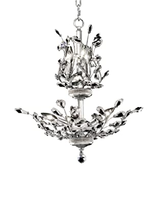 Crystal Lighting Orchid Chandelier (Chrome/Crystal)