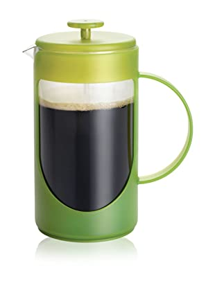 BonJour 3-Cup Ami-Matin French Press (Peridot Green)