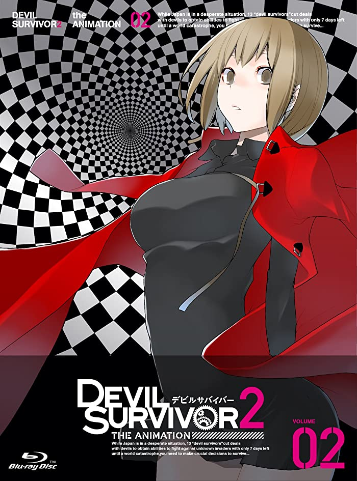 DEVIL SURVIVOR 2 the ANIMATION (2)