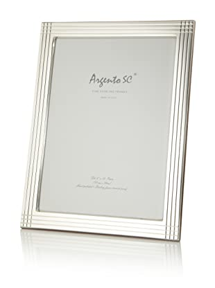 Argento SC Axis Sterling Silver Frame, 8