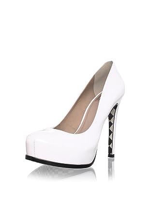 Pour La Victoire Women's Irina TLS Platform Pump (White)