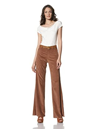 Billy Reid Women's Corduroy Trouser (Rust)
