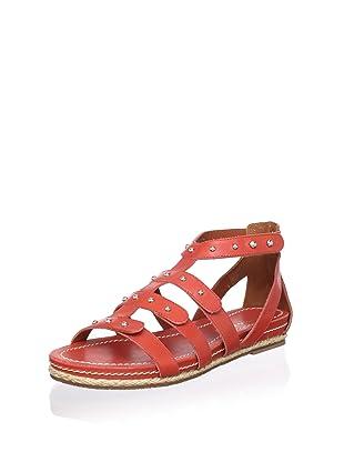 Pour La Victoire Women's Macia Sandal (Red)