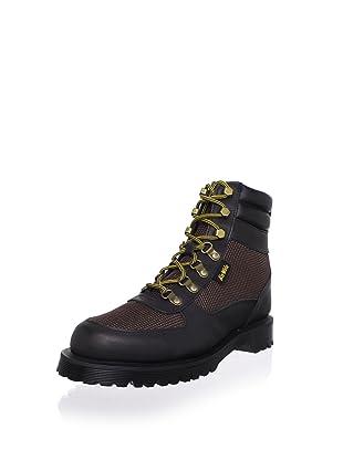 Dr. Martens Men's Shayne Boot (Black/brown)