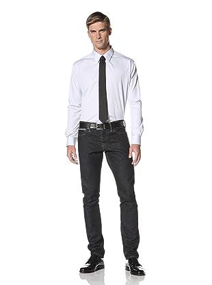 Hermès Men's Dress Shirt (Light Blue)