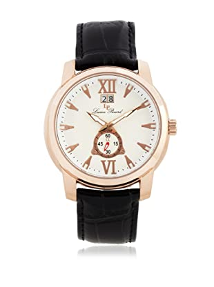 Lucien Piccard Men's A2203RO Alpha White Textured Dial Watch