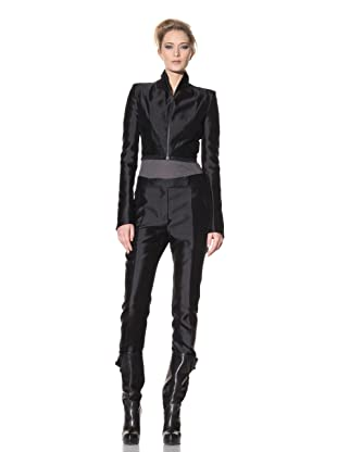 Haider Ackermann Women's Cropped Trousers (Black)