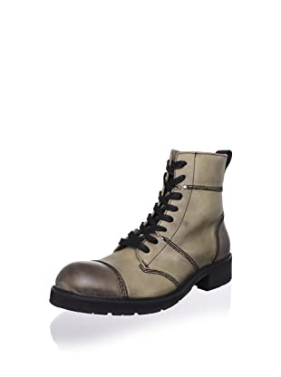 John Varvatos Star USA Men's Brighton Addler Boot (Drill)