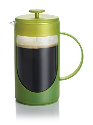 BonJour 8-Cup Ami-Matin French Press (Peridot Green)