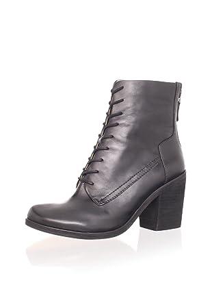Modern Vintage Women's Carmine Ankle Boot (Black)