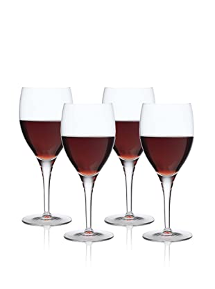 Luigi Bormioli Set of 4 Michelangelo Masterpiece 16.25-Oz. Wine Glasses