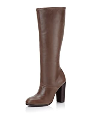 Elizabeth & James Women's Creed Tall Boot (Taupe Leather)