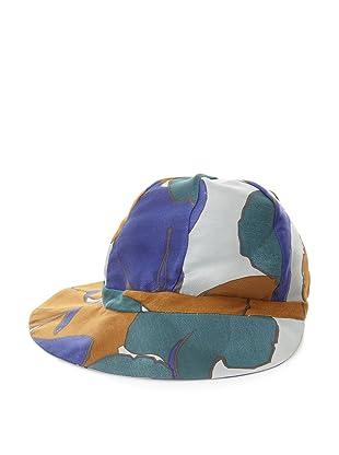 MARNI Women's Floral Hat (Floral Multi)