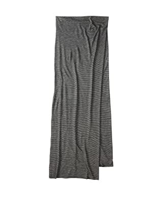 French Connection Men's Blood Loop Knot Large Scarf (Black)