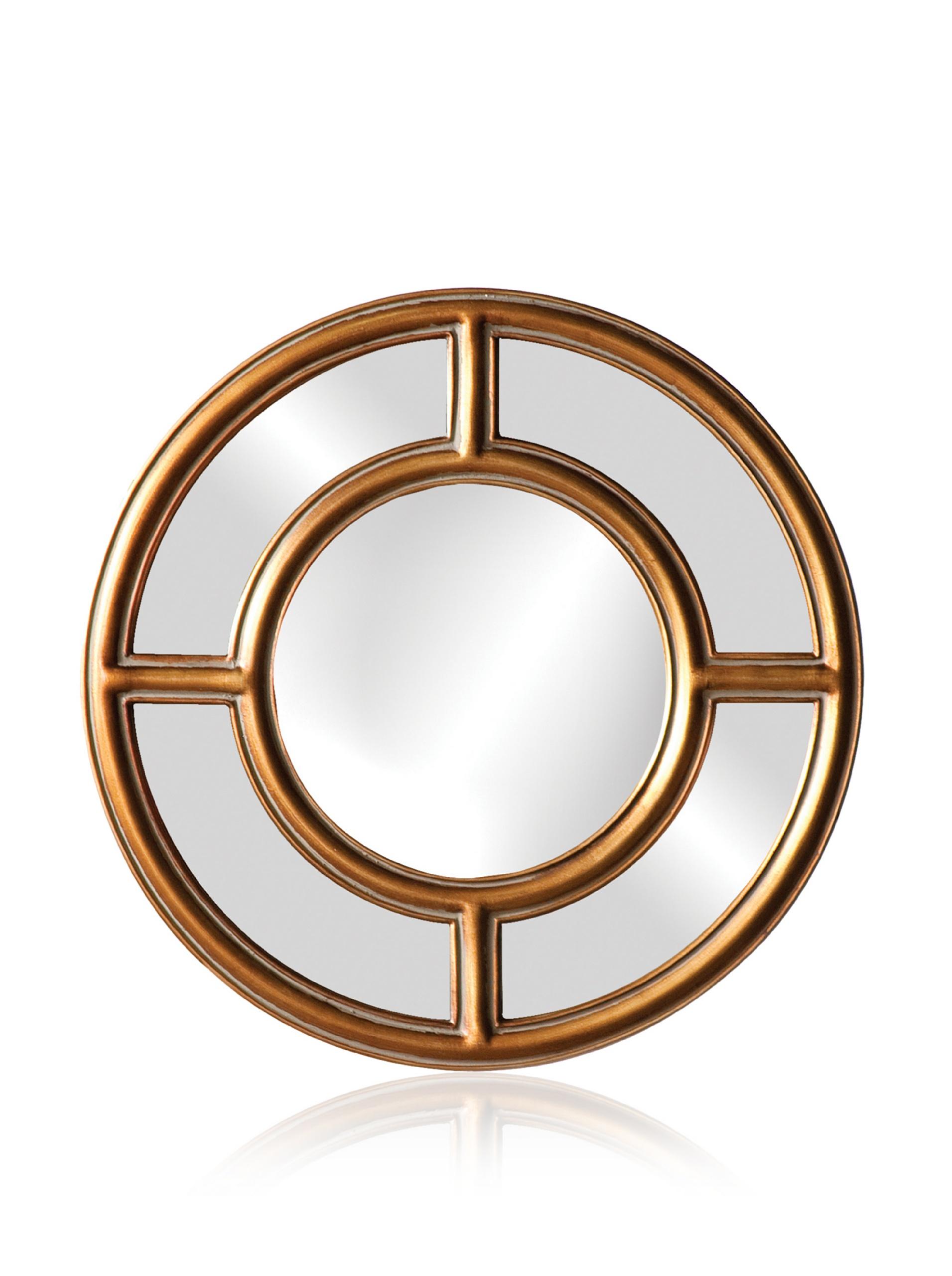 Grisham Mirror, Silver