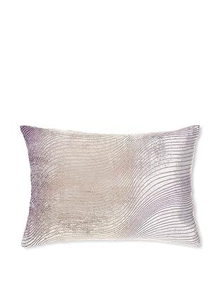 Kevin O'Brien Studio Slinky Velvet Pillow, Iris, 14