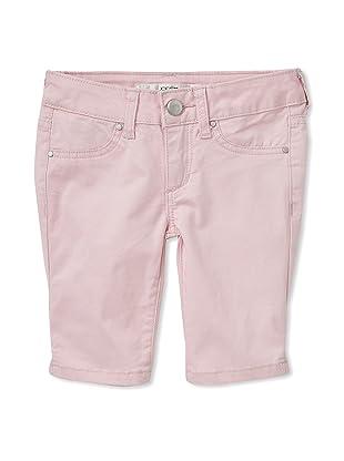Joe's Jeans Girl's Bermuda Jegging (Pastel Pink)