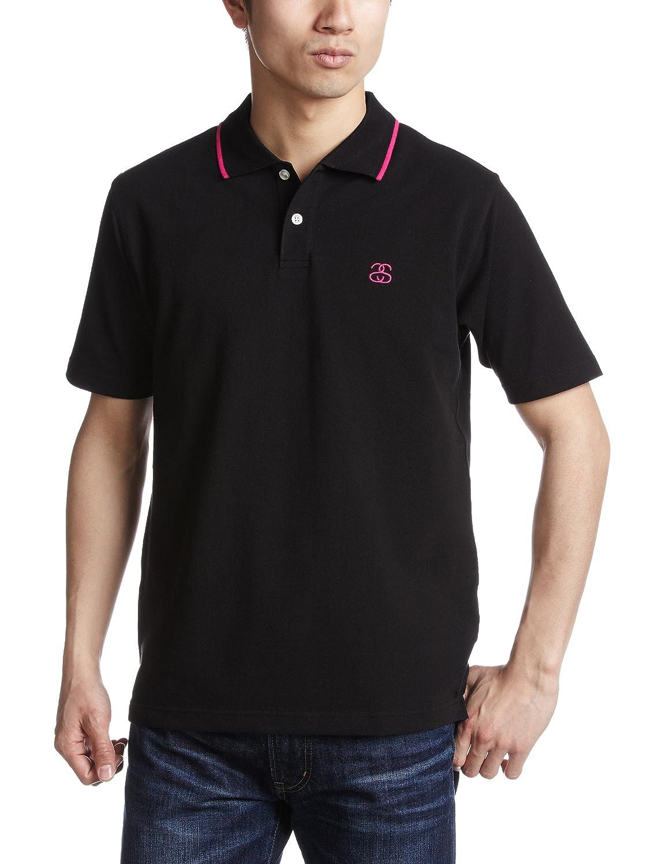 (ステューシー)STUSSY SS Liner Polo ポロシャツ 12S814013 全6色