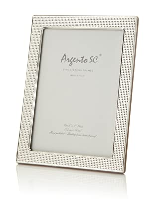 Argento SC Entiro Sterling Silver Frame, 5