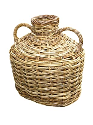 Mainly Baskets Cottage Two-Handled Woven Jug