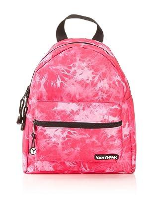 Yak Pak Mini Backpack (Hot Pink Liquid Tie Dye)