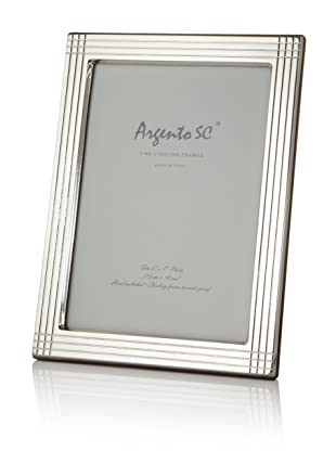 Argento SC Axis Sterling Silver Frame, 5