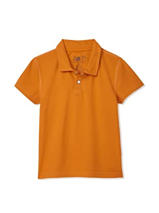 Soft Clothing Kid's Timothy Polo (Indian Marigold)