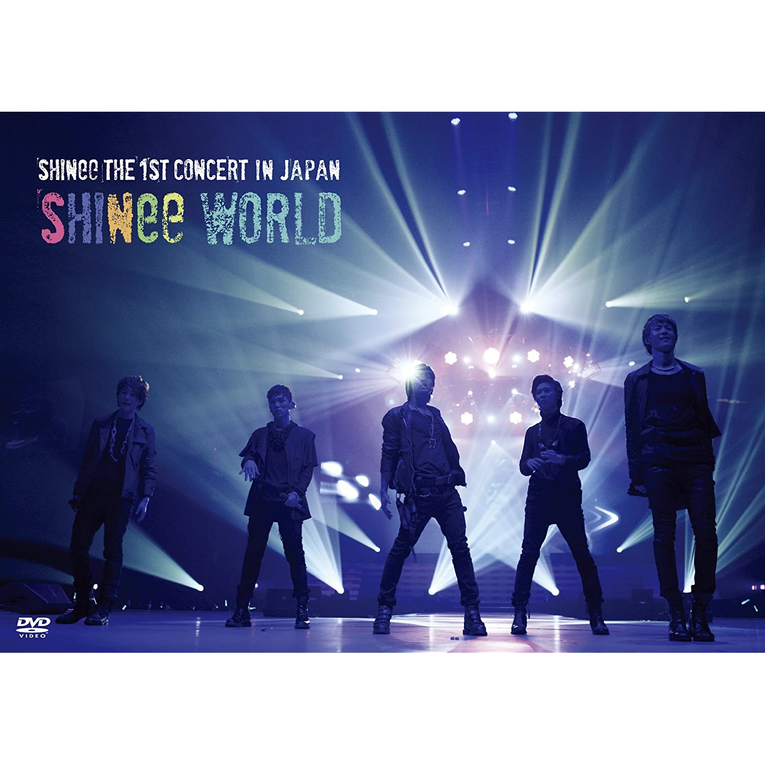[DVD ISO] SHINee   The 1st Japan Arena Tour SHINee World 2012