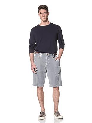 Marshall Artist Men's Tailored Short (Bottle Green Check)