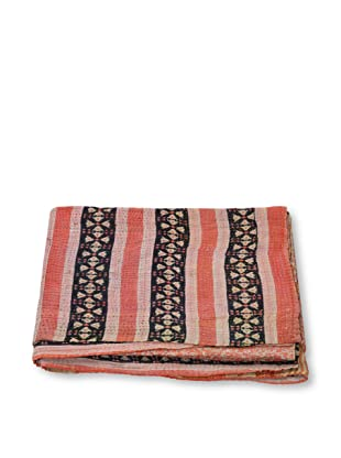 Mili Designs NYC One of a Kind Vintage Kantha Throw, #271