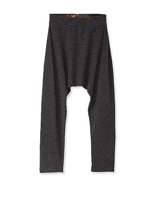 Soft Clothing for Children Boy's Manu Harem Pant (Charcoal)