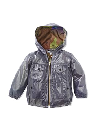 A for Apple Coco Raincoat (Navy)