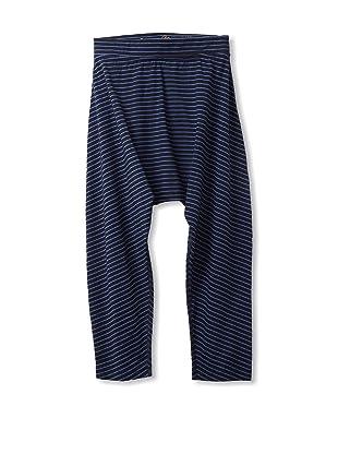 Soft Clothing for Children Boy's Manu Harem Pant (Blue)
