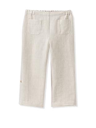 Je suis en CP! Boy's Pocket Pants (Linen)