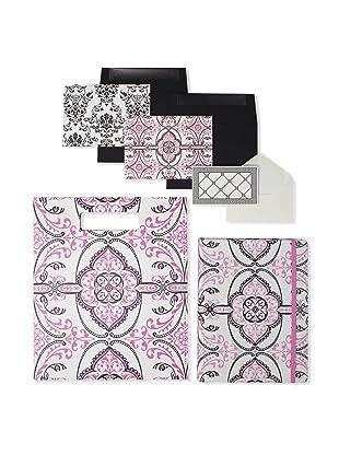 Elum Empress-Pink/Onyx Collection, Pink/Onyx