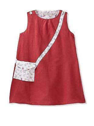 Je suis en CP! Like Mummy Dress (Cherry)