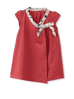 Je suis en CP! Cache Coeur Dress (Cherry)