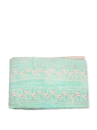 Mili Designs NYC One of a Kind Vintage Kantha Throw, #130