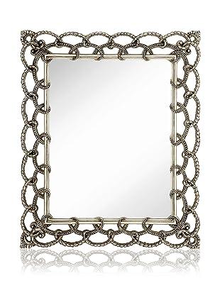 Hardy Mirror (Antique Silver)