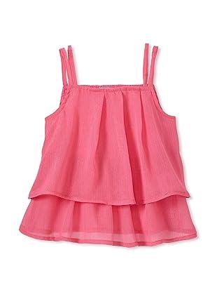 TroiZenfants Girl's Tunic (Pink)