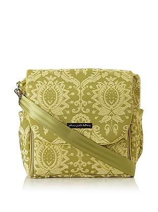 Petunia Pickle Bottom Women's Boxy Backpack Diaper Bag (Moroccan Mint)