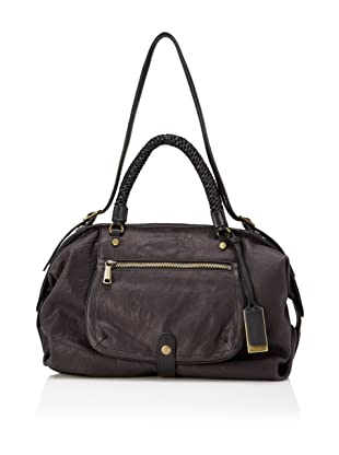 Gryson Women's Olivia Pocket Core Satchel (Black)