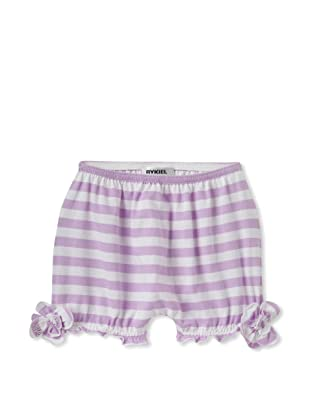 Sonia Rykiel Baby Striped Bloomers (Lilac/White)